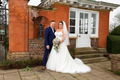 The Wedding of  Laura & Ian King
