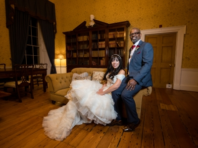 The Wedding of Tamiko & Paul Cadogan