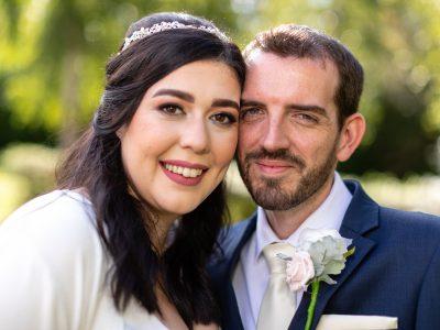 The wedding of Jenni & Simon Blackow